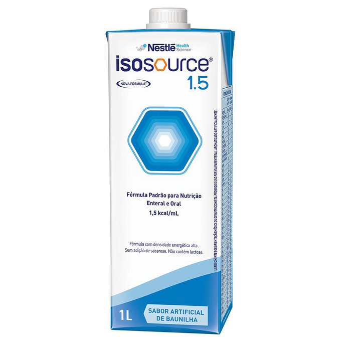 isosource 1.5 ts nestle baunilha 1l