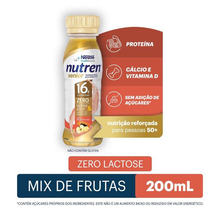nutren senior nestle mix frutas 200ml